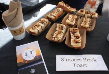 S'mores Brick Toast