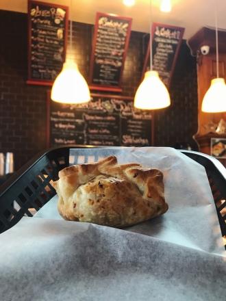 Chipotle Chicken Empanada